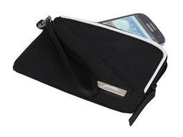SoftCase Golla Phone Pocket Swoosie Black iPhone Smartphone