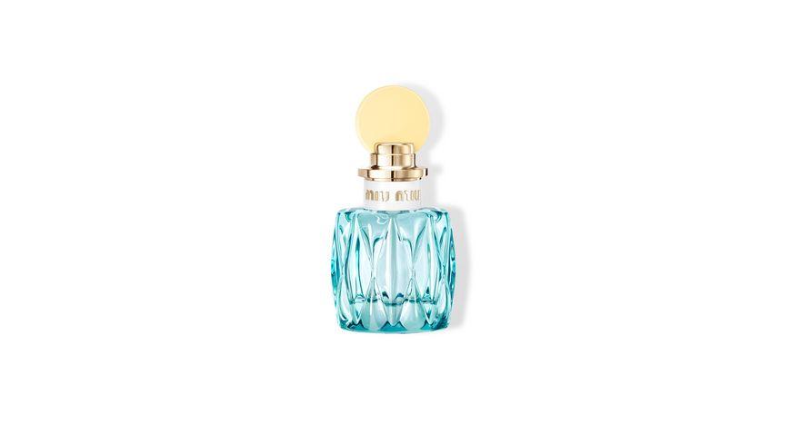 Miu Miu L Eau Bleue Eau de Parfum