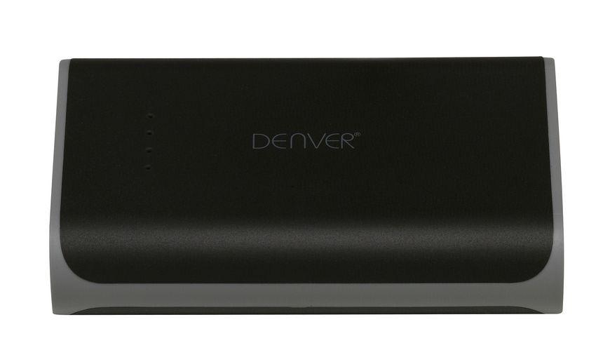 Denver PBA 6001C Black 6000mAh Powerpack