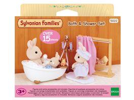 Sylvanian Families Bad und Dusch Set ohne Figuren