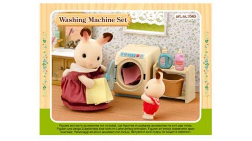 Sylvanian Families Waschmaschinen Set