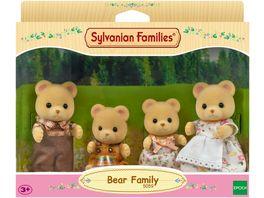 Sylvanian Families Baeren Familie Pelzig