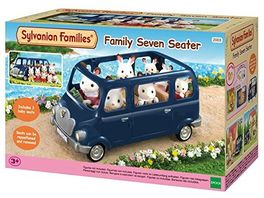 Sylvanian Families Familien Siebensitzer Puppenauto