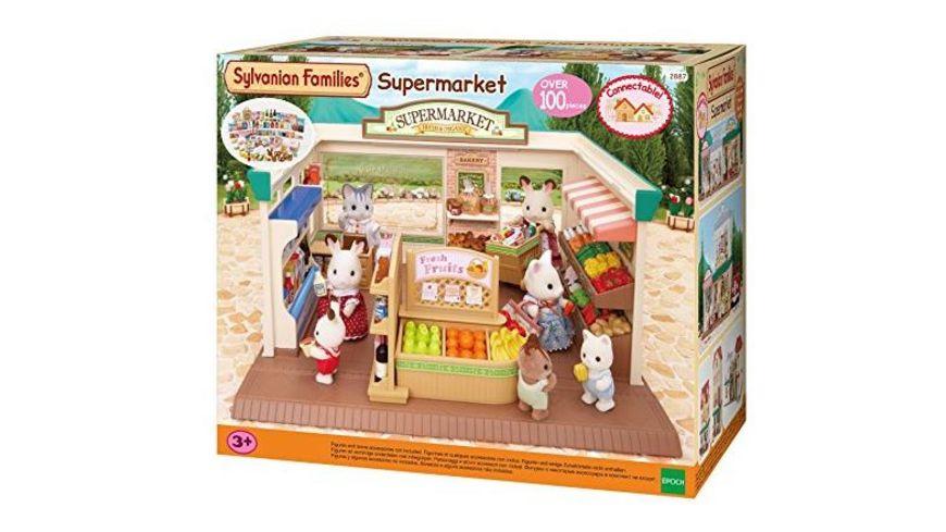 Sylvanian Families Supermarkt Bei Schleichers