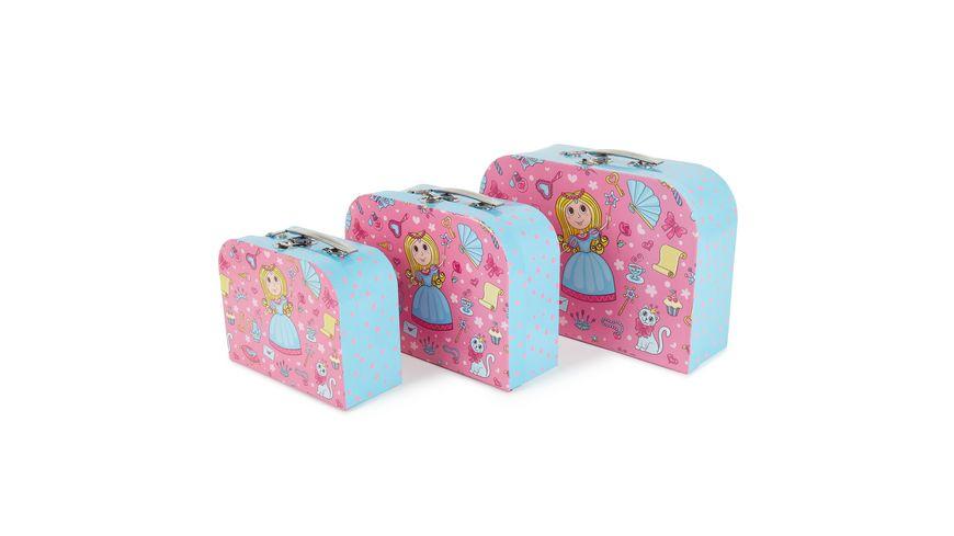 Bieco - Koffer Prinzess klein