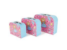 Bieco Koffer Prinzess klein