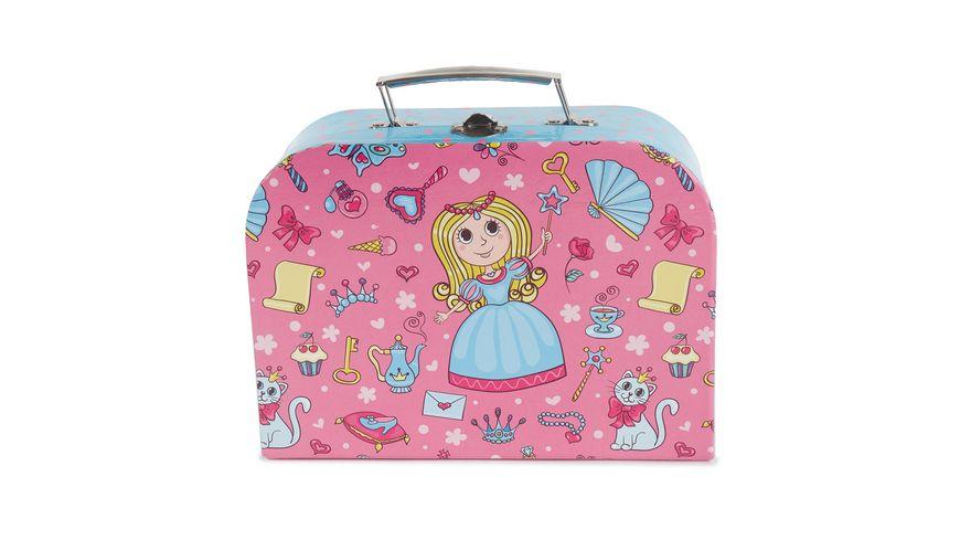 Bieco Koffer Prinzess mittelgross