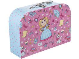 Bieco Koffer Prinzess gross