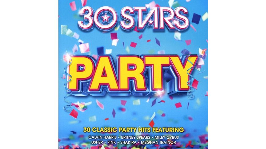 30 Stars Party