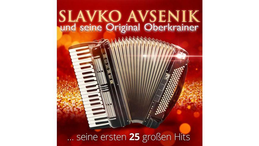 Avsenik Slavko und seine Original Oberkrainer