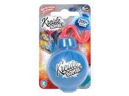 Xtrem Toys Kreide Bombe 6 fach farblich sortiert