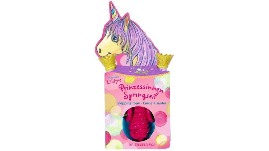 Die Spiegelburg Springseil Prinzessin Lillifee