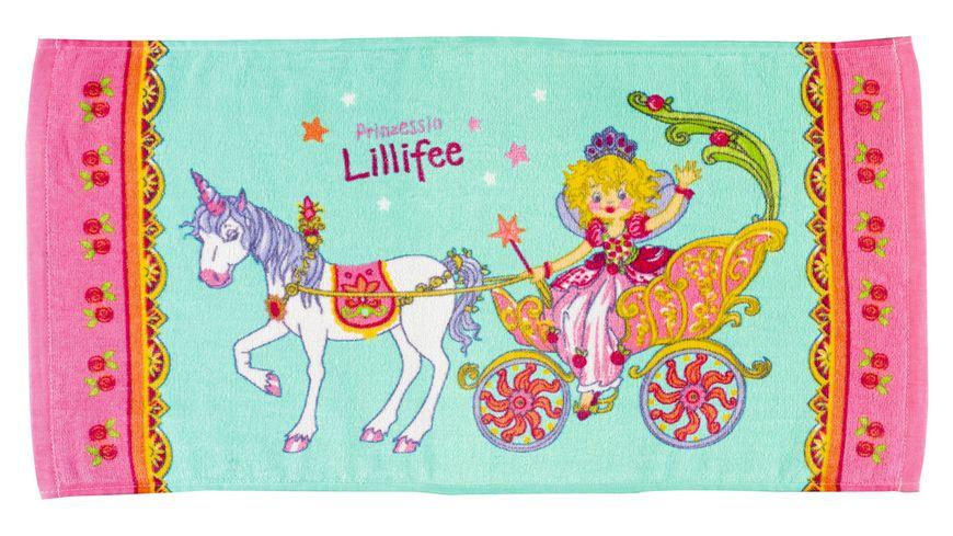Die Spiegelburg Zauberhandtuch Prinzessin Lillifee