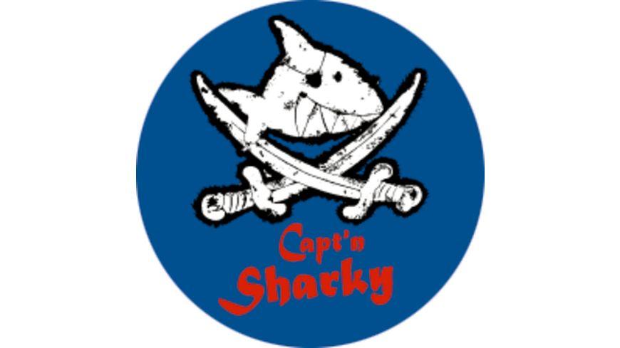Die Spiegelburg Taschenschirm Capt n Sharky