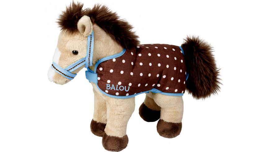 Die Spiegelburg Pferd Balou Pferdefreunde Falbe ca 30 cm