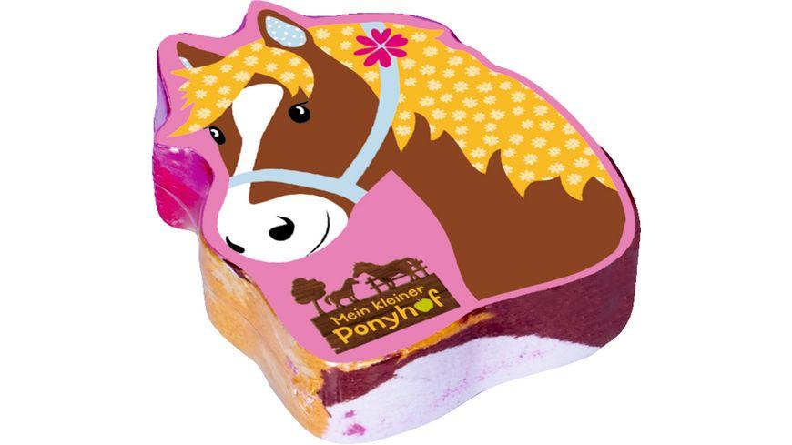 Die Spiegelburg Zauberhandtuch Mein kleiner Ponyhof