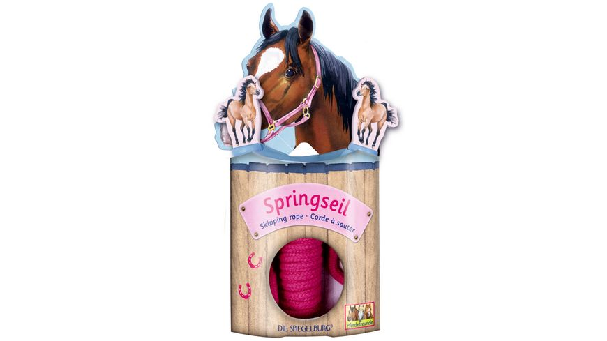 Die Spiegelburg Springseil Pferdefreunde