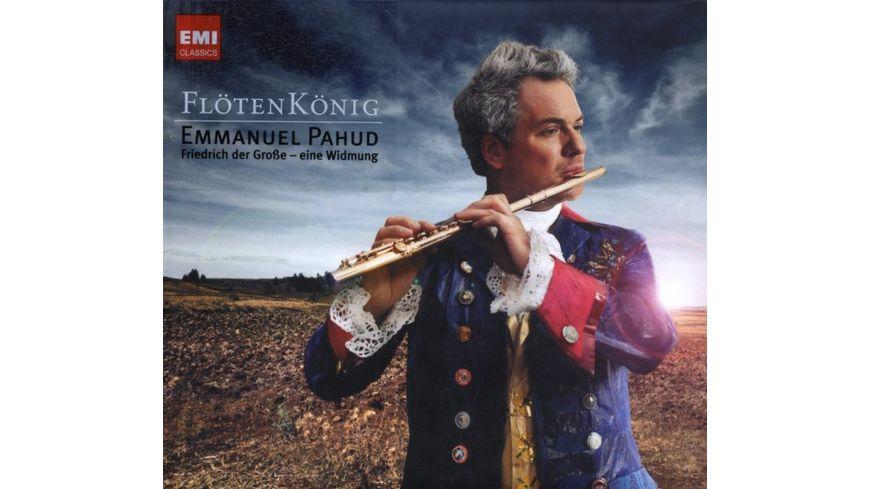 Floetenkoenig Friedrich D Grosse