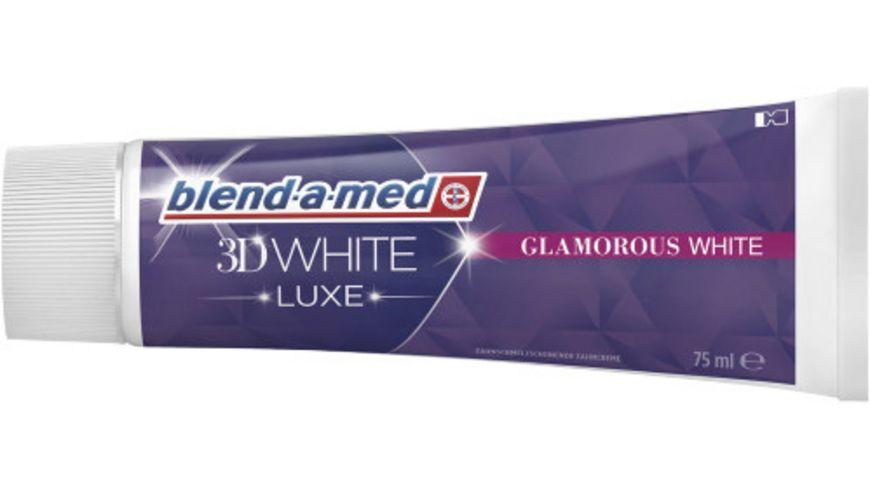 Blend-A-Med Zahnpasta 3DW LUXE GLAMOROUS WHITE 75ML