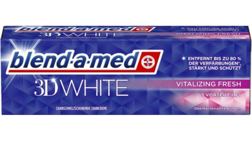 blend a med 3D White Vitalizing Fresh