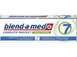 blend a med Complete Protect 7 milde Frische
