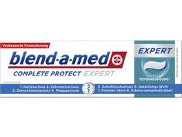Blend A Med Zahnpasta Complete Protect EXPERT Tiefenreinigung 75ml