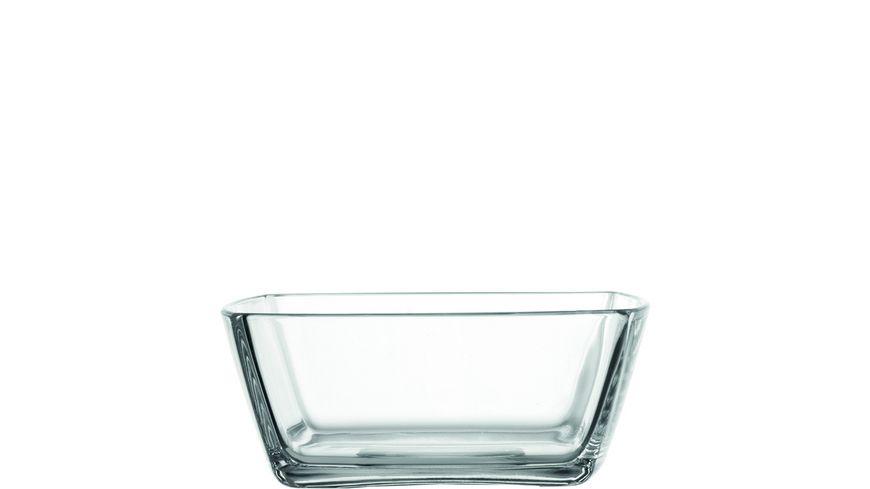 montana Glasschale carre 13 cm