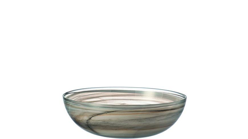LEONARDO Schale Alabastro beige 28 cm