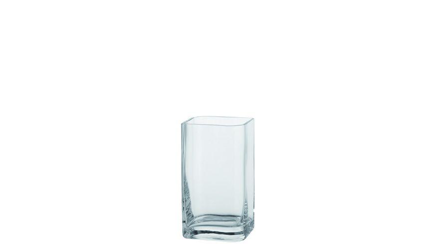 LEONARDO Vase Lucca klar 20 x 11 cm