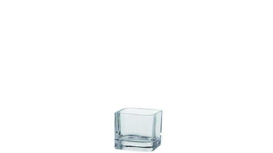 LEONARDO Vase Lucca klar 10 x 11 cm