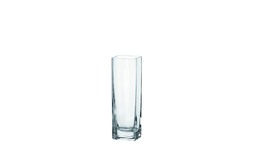 LEONARDO Vase Lucca klar 25 x 8 cm