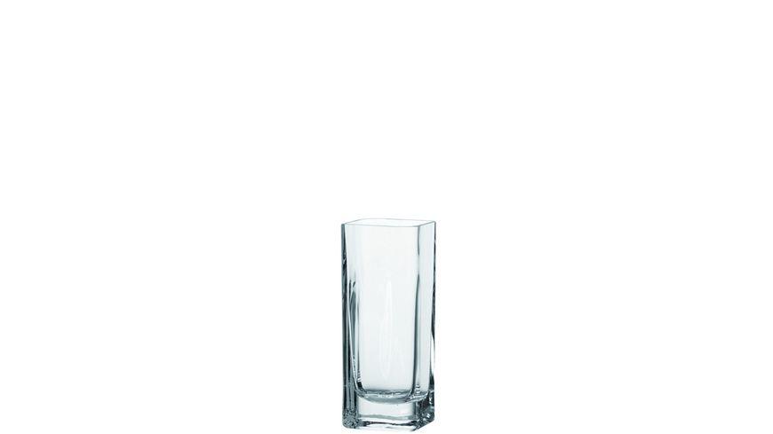 LEONARDO Vase Lucca klar 20 x 8 cm