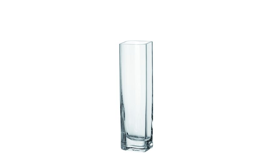 LEONARDO Vase Lucca klar 30 x 8 cm