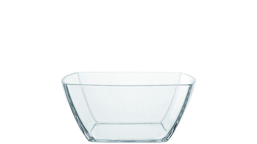 montana Glasschale carre 24 cm
