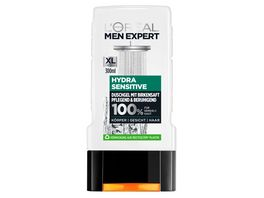 L OREAL PARIS MEN EXPERT Dusche Hydra Sensitive
