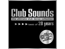 Club Sounds Best of 20 Years