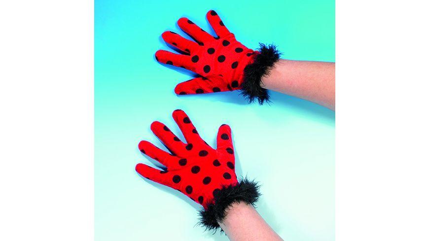 Andrea Moden Marienkaefer Handschuhe