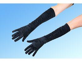 Andrea Moden Gala Handschuhe schwarz
