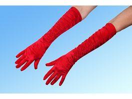 Andrea Moden Gala Handschuhe rot