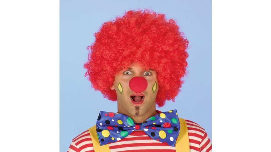 Andrea Moden Peruecke Clown