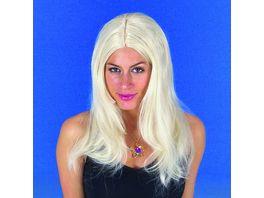Andrea Moden Peruecke Mittelscheitel blond