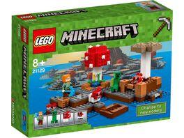 LEGO Minecraft 21129 Die Pilzinsel