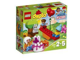 LEGO DUPLO 10832 Geburtstagspicknick