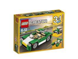 LEGO Creator 31056 Gruenes Cabrio