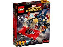 LEGO Marvel Super Heroes 76077 Iron Man gegen Detroit Steel