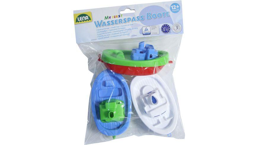 Lena Wasserspass Boote