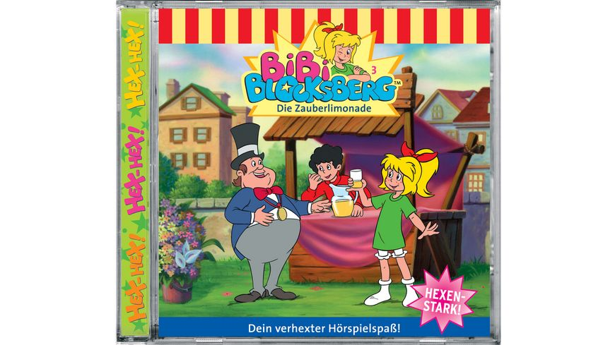 Folge 003 Die Zauberlimonade