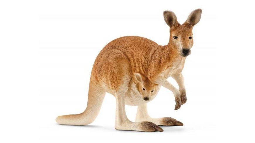 Schleich Wild Life Kaenguru
