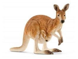Schleich 14756 Wild Life Kaenguru