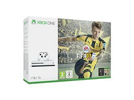Xbox One S 1TB Konsole inkl FIFA 17